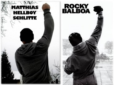 Rocky Balboa-workout