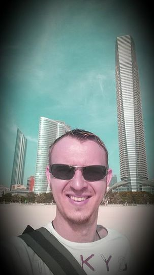 Goodbye, Abu Dhabi.