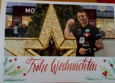 Merry Christmas, Frohe Weihnachten, Feliz Navidad