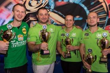 My successful teammates of the VfL Wolfsburg