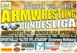 Armwrestling Bundesliga 2009