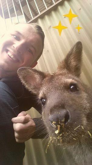 Das australischste Selfie ever ever ever…