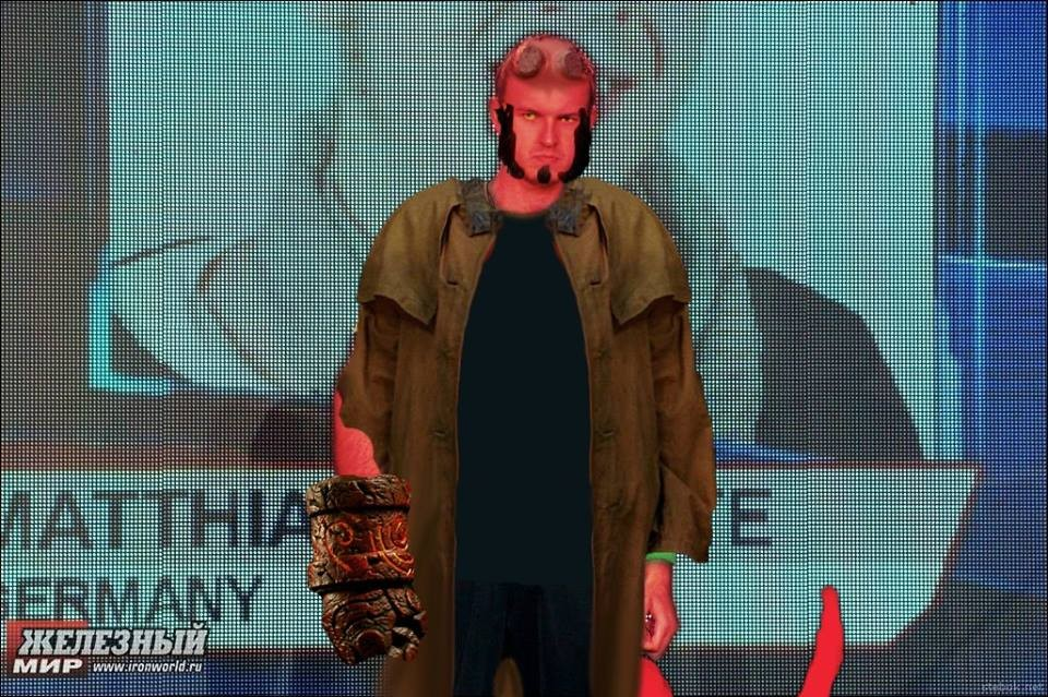 Hellboy-Transformation