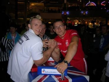 Foto von der WAF WM 2006 in Manchester/ UK