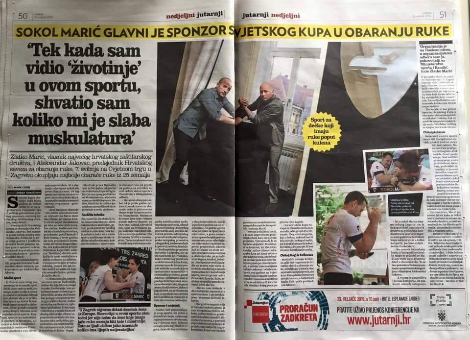 cro newspaper