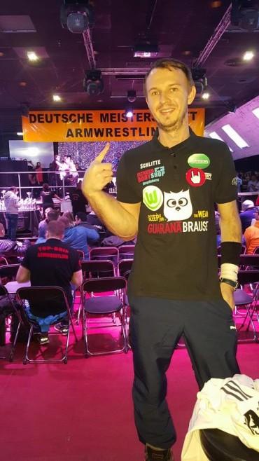 Deutsche Meisterschaft 2016… Ab geht's